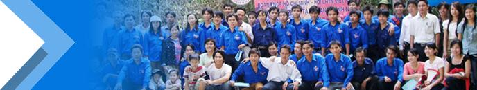Quan hệ Quốc tế - Tập đoàn thanh niên Việt Nam